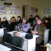 Занятия с сотрудниками ДДС поселений