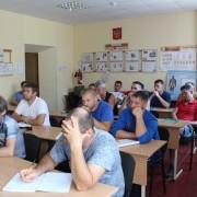 Совместное с Региональным центром медицины катастроф занятие по оказанию первой помощи с сотрудниками АСО Гулькевичского р-на